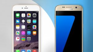 Samsung's Outselling Apple in US Sales